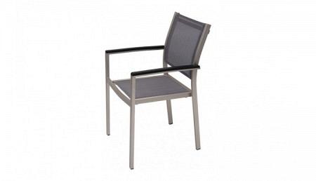 2 Chaise de jardin LUZERN  en 2 couleurs