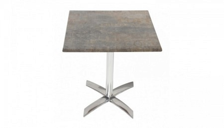 Table de bistrot 70 X 70 cm EXPRESSO / COFFEE