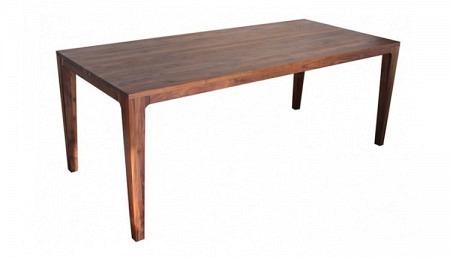 Table de salle à manger Yukon 90 x 200 cm  noyer