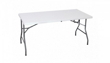 Table pliante 150 x 72.5 cm