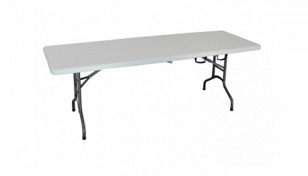 Table pliante 210 x 76 cm